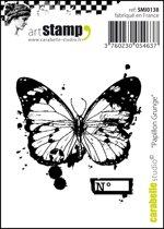 Carabelle Stamp Vlinder