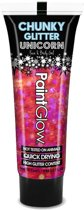 8x UV Glitter face & body gel 10 ml