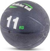 Vinex Medicijnbal - Medicine bal - 11 kg - Zwart