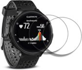 Crystal Clear Screenprotector voor Garmin Forerunner 235 – 2 Pack