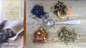Van Bruggen Thee Chai - doseerlepel en papierenfilters