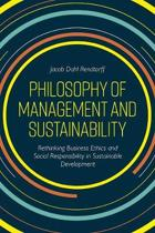 Philosophy of Management and Sustainability