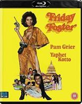 Friday Foster (dvd)