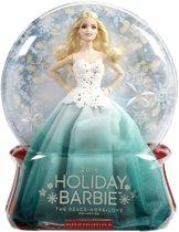 Barbie Met Feestoutfit Kerst 2016