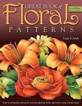 Great Book of Floral Patterns 2nd Edn