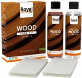 Wood Furniture Care | Greenfix Wood Care Kit + Cleaner | 2 x 250 ml | Voor geolied hout
