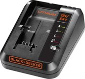 Black + Decker Laadapparaat 2A/ 18V-54V