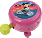 Widek Disney Mickey Mouse - Fietsbel - Roze
