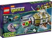 LEGO Ninja Turtles  Turtle Onderzeeër Achtervolging - 79121