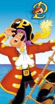 Piet Piraat strandlaken