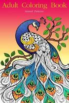 Adult Coloring Book Designs: Stress Relief Coloring Book: Garden Designs, Mandalas, Animals