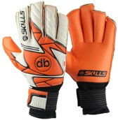 Keepershandschoenen fingersave orange