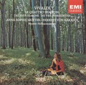 Vivaldi: Four Seasons / Mutter, Karajan, Vienna Philharmonic