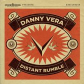 CD cover van Distant Rumble van Danny Vera