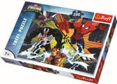 Puzzles - 200 - The Clash/ Disney Marvel Spiderman Legpuzzel
