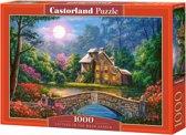 Cottage in the Moon Garden - 1000 stukjes