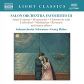 Salon Orchestra Favourites,V.3