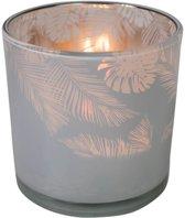 Waxinelichthouder Jungle Melkwit (15 x 15 cm)