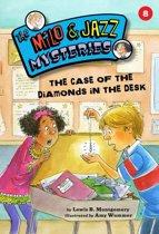 The Case of the Diamonds in the Desk (Book 8)