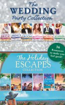 The Wedding Party And Holiday Escapes Ultimate Collection (Mills & Boon e-Book Collections)