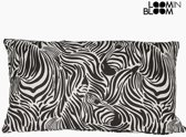 Kussen Zebra (30 x 50 cm) - Jungle Collectie by Loom In Bloom