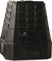Nature - Compostbak -  PP - Zwart - Eenvoudig te Monteren - 600L