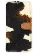 Koeienprint book case Samsung Galaxy A50