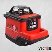 Vector volautomatische bouw en interieur laser
