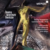 Hans Werner Henze: Being Beauteous; Kammermusik, 1958