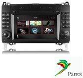 DVN N7 MBA Navigatie Mercedes Vito Viano Sprinter dvd TMC DAB+