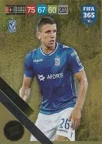 Panini Adrenalyn XL FIFA365 18/19 Limited Edition JANICKI - Voetbalplaatjes