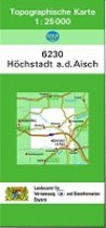 Höchstadt an der Aisch 1 : 25 000