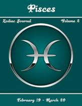 Pisces Zodiac Journal - Volume 2