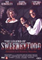 Legend Of Sweeney Todd (dvd)