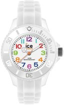 Ice-Watch IW000744 Horloge - Rubber - 30 mm - Wit