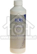 metaal filter ontvetter 500ml