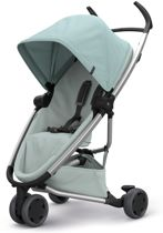 Quinny Zapp Flex Buggy - Frost on Grey