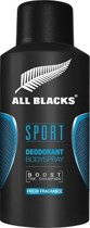 All Blacks All Blacks Deodorant Sport - 150 ml