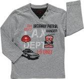 Losan Jongens Shirt Grijs - I29 - Maat 92