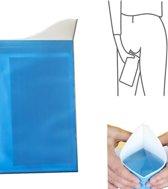 Plaszak Dames - Wegwerp Urinaal - Wegwerp Toilet