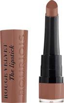 Bourjois Rouge Velvet The Lipstick - 16 Caramelody - Donker beige