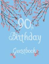 90th Birthday Guestbook