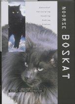 Boek cover Noorse Boskat van E. Verhoef-Verhallen