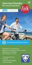 Falkplan fietskaart 16 - Zeeuwse Eilanden