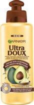 Garnier Ultra Doux Avocado-Karité - Verzorgingscrème 200ml - Zeer Droog of Krullend Haar