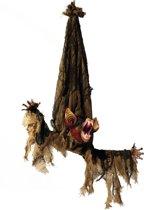 Halloween hangende vleermuis , animated 95cm