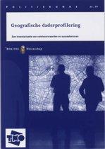 Politiekunde 19 - Geografische daderprofilering