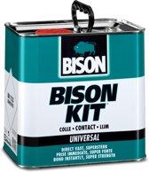 Bison Kit Universele Contactlijm Blik - 2,5 l