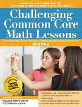 Challenging Common Core Math Lessons (Grade 6)