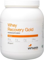 VIRTUOOS WHEY RECOVERY GOLD l VANILLE